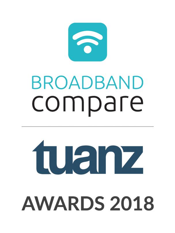 Broadband Compare TUANZ Awards