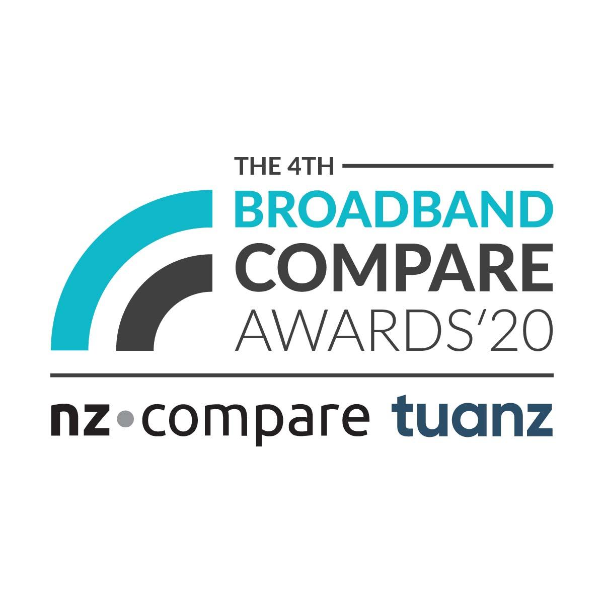 Broadband Compare Awards 2020